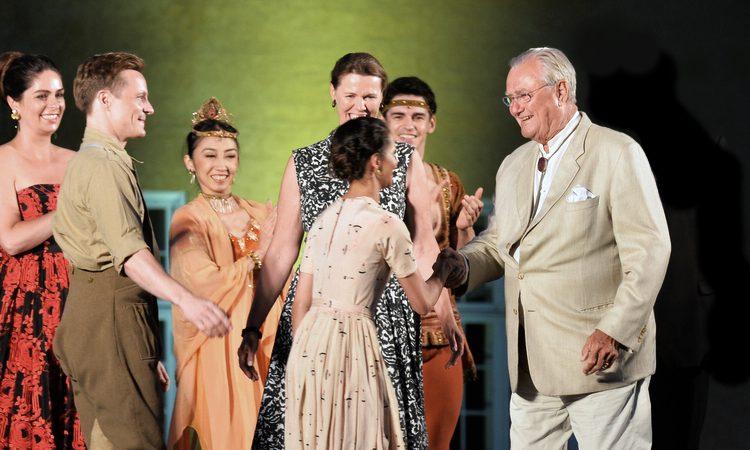 Prins Henriks ballet – en del af Verdensballetten 2017