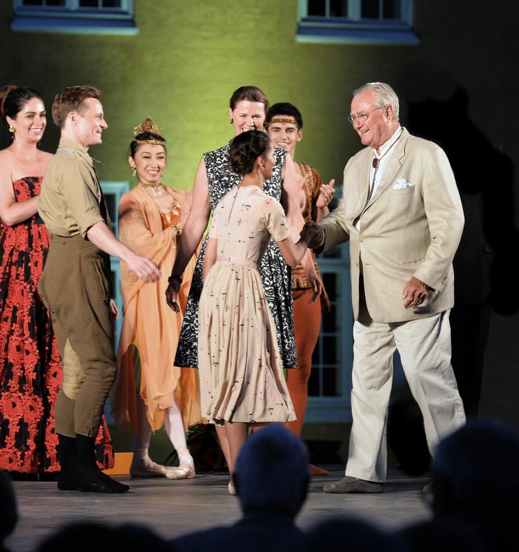 Prins Henriks ballet – en del af årets program