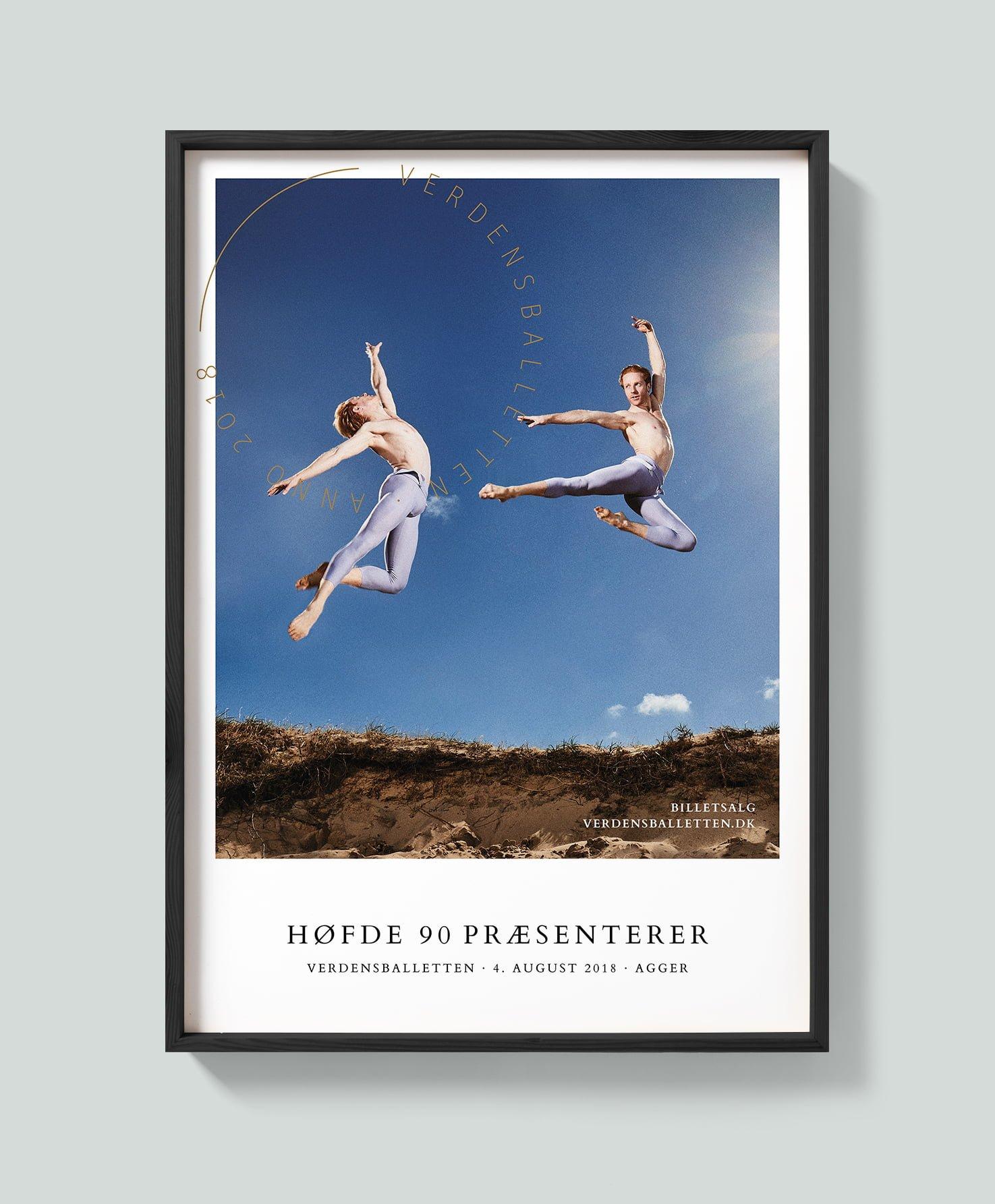 Verdensballetten_mockup poster_Agger 2018 sort
