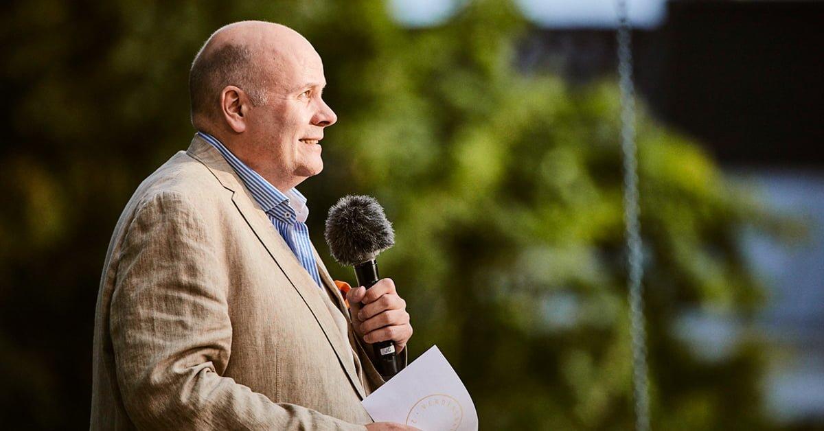 Verdensballetten 2018 på Sølyst. Jens-Christian Wandt.